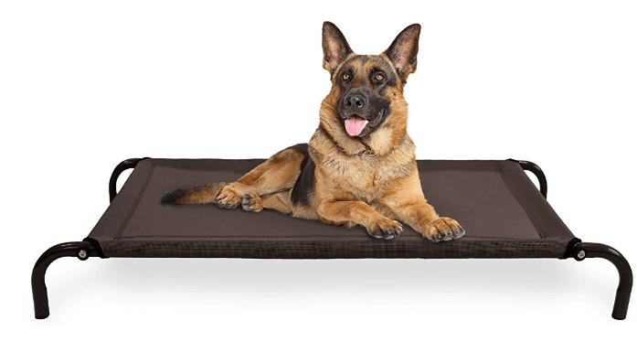 FurHaven Elevated Cot Pet Bed for Dogs