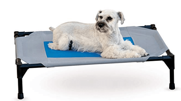 K&H Pet Products Cooling Pet Cot Cooling Elevated Pet Bed