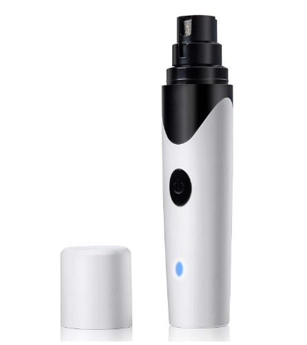 Pet Nail Grinder Rechargeable USB Nail Trimmer