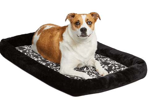 QuietTime Couture Sofia Bolster Dog Bed