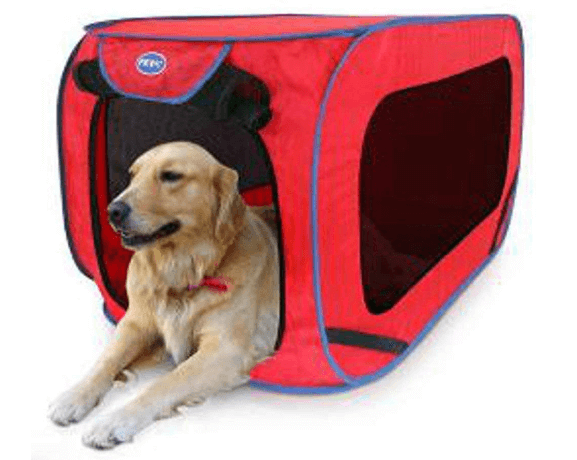 SportPet Designs Kennel Pro Pop Open, Large