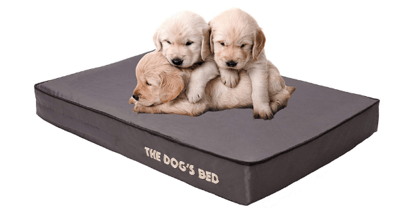 The Dogs Bed, Premium Orthopedic Memory Foam Waterproof Dog Beds