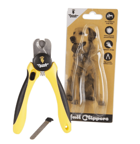 Thunderpaws Professional-Grade Dog Nail Clippers