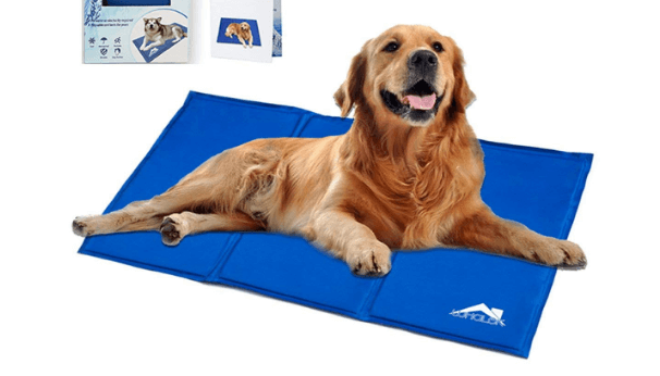 Whalek Cooling Mat Pressure Activated Chilly Dog Cat Bed