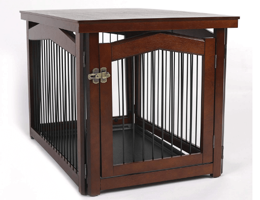 Configurable Pet Crate and Gate