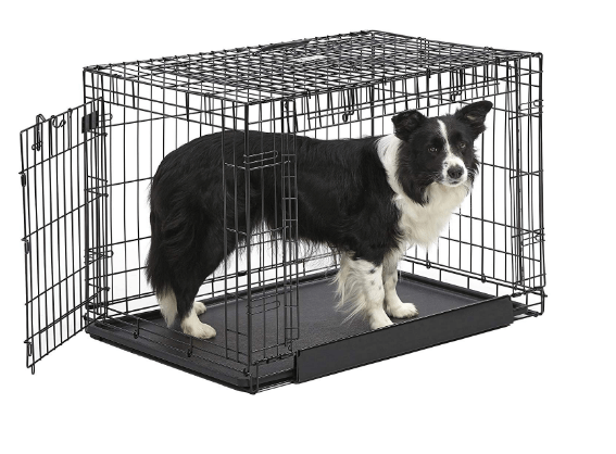 MidWest Homes for Pets Ovation Double Door Dog Crate