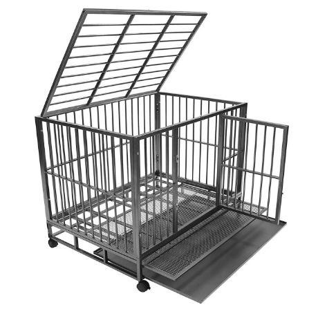 SmithBuilt Heavy Duty Dog Cage