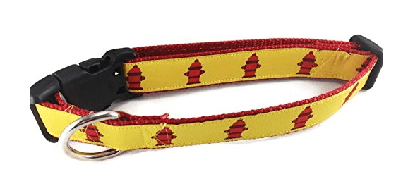 DOG COLLARS Fire Hydrant