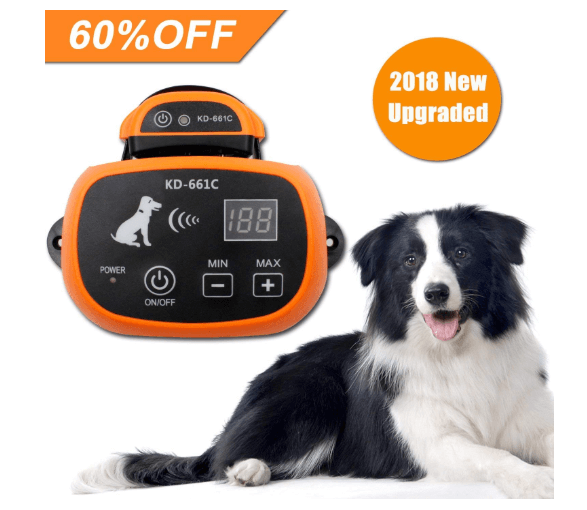 Depps Wireless Dog Containment System