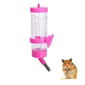 Hamster water dispenser