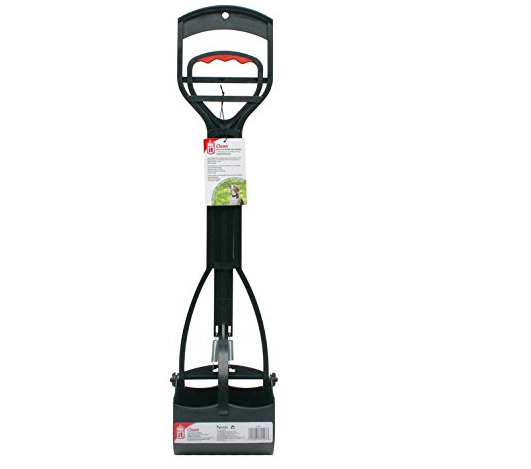 Dogit Clean Jawz Waste Scooper for Grass and Gravel